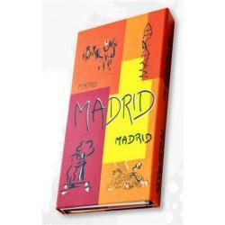 AGENDA TRIPLE MADRID TRAZOS
