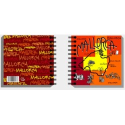 LIBRETA 7X7 MALLORCA TRAZOS