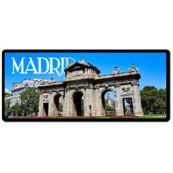 MATRÍCULA MADRID PUERTA DE ALCALÁ