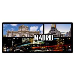 MATRÍCULA MADRID POSTALES 2
