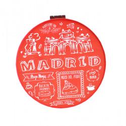 ESPEJO RED. MADRID TIZA NARANJA