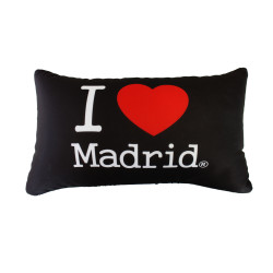 COJIN 30X18 MADRID I LOVE